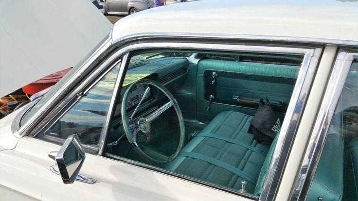 1965 mercury montclair 4 door breezeway sedan montclair