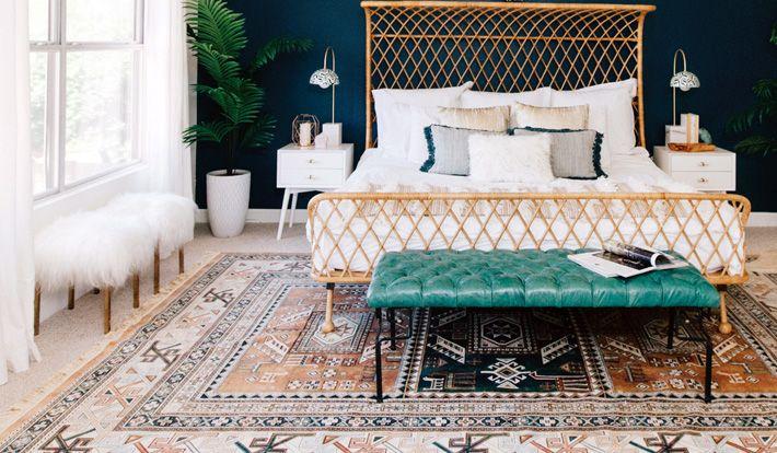 Великолепный дизайн спальни от Jessica McCarthy