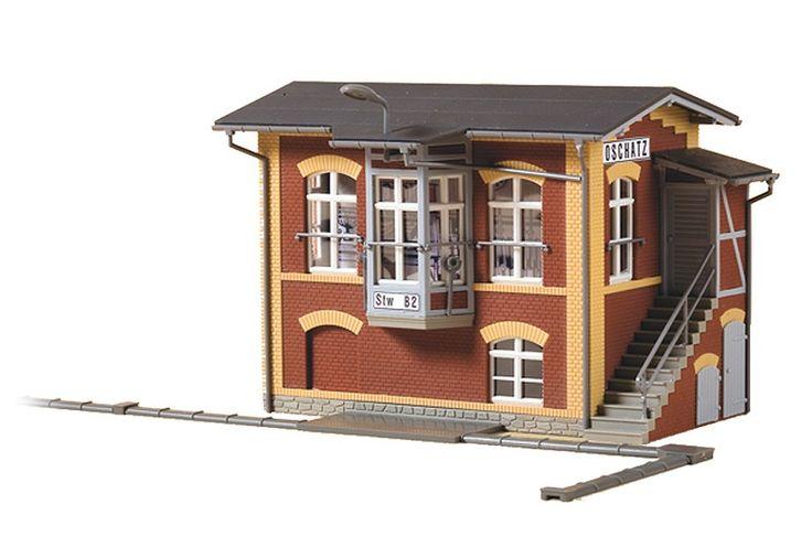 Oschatz signal box - Trains | Hobbyland