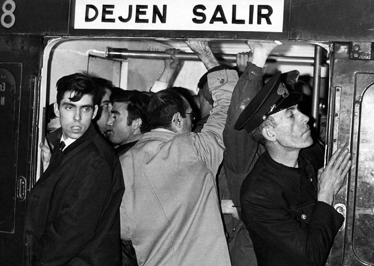Metro de Madrid. 1965