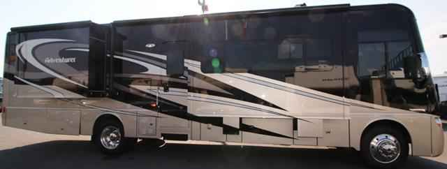 Wonderful New Winnebago Adventurer 37F Motor Home Class A For Sale  Review Rate