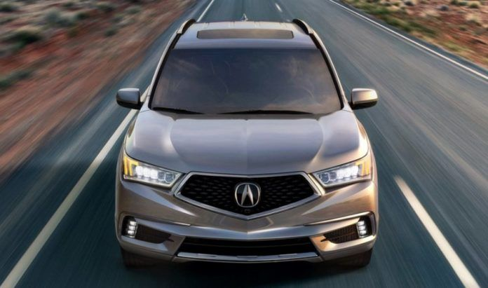 2020 Acura Mdx Redesign Release Data And Price Acura Mdx Acura