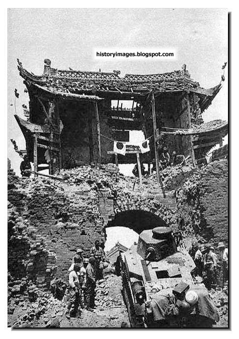 a history on the nanjing massacre in china 1937 1945 The second sino-japanese war (1937–1945), what the chinese often refer to as   japanese atrocities, such as the nanjing massacre, and postwar  the volume  of historical literature on sino-japanese conflict is less than.