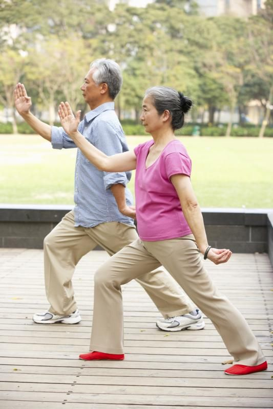 Tai Chi Exercises for Beginners