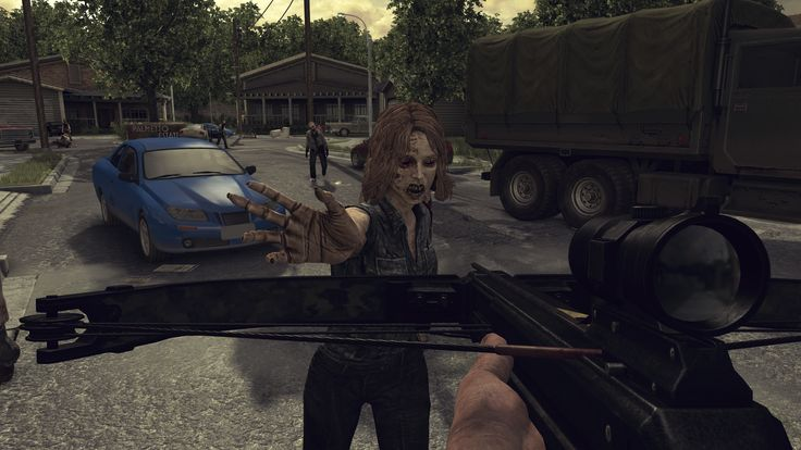 the walking dead survival instinct backround - Full HD Backgrounds (Wesley Backer 7040x3960)