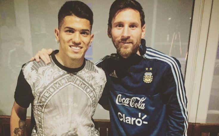 Messi ya está en Rosario con su familia - http://www.vistoenlosperiodicos.com/messi-ya-esta-en-rosario-con-su-familia/