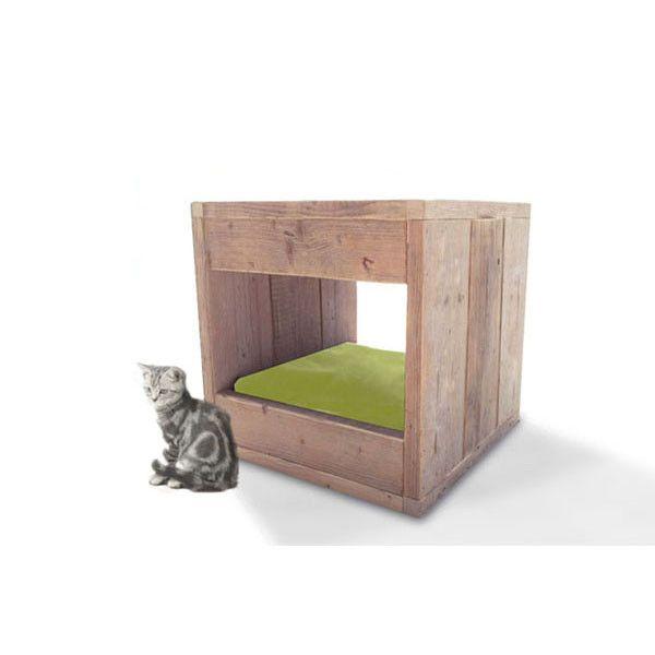 Natural Cat Bloq, Designer Cat Bloq, Luxury Cat Bloq