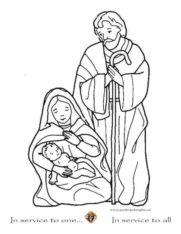 21 Mary And Joseph Coloring Page In 2020 Doc Mcstuffins Coloring