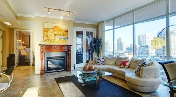 Awesome 2 bedroom suite at the #Grace Residences #Yaletown. 1201 - 1280 Richards, Vancouver West