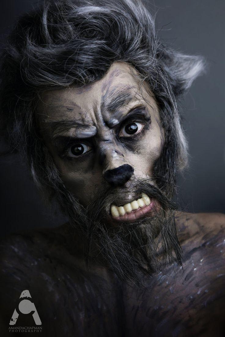 13 best Werewolf cosplay images on Pinterest | Werewolf makeup ...