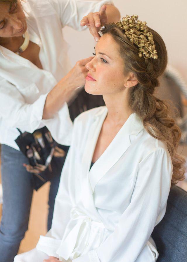 La boda de Mónica © Bibiana Fierro