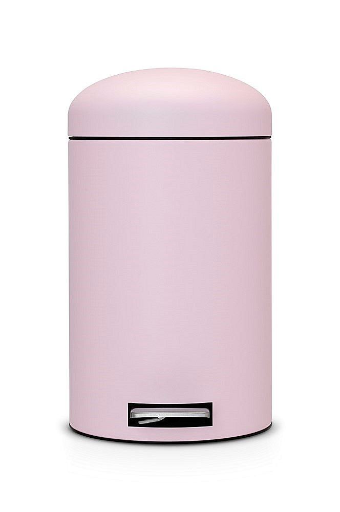 Brabantia Retro Bin Pedaalemmer Motion Control 12 liter - Pink