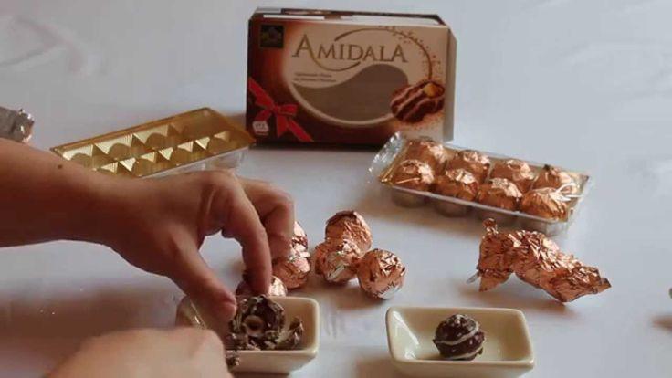 Candy Quest #11 J.D. Gross Amidala - Tempting Praline with Levantine Haz...