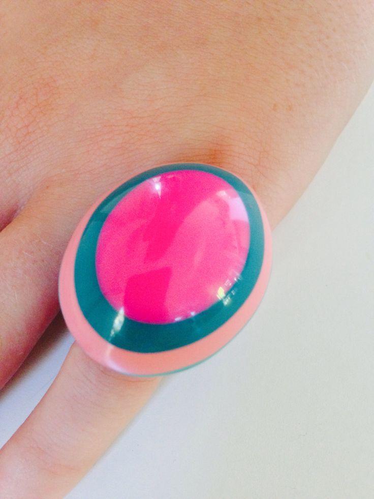 Gob stopper ring by ruby olive at www.lolalolalola.aradium.com