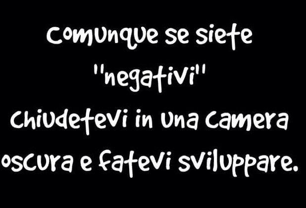Negatività