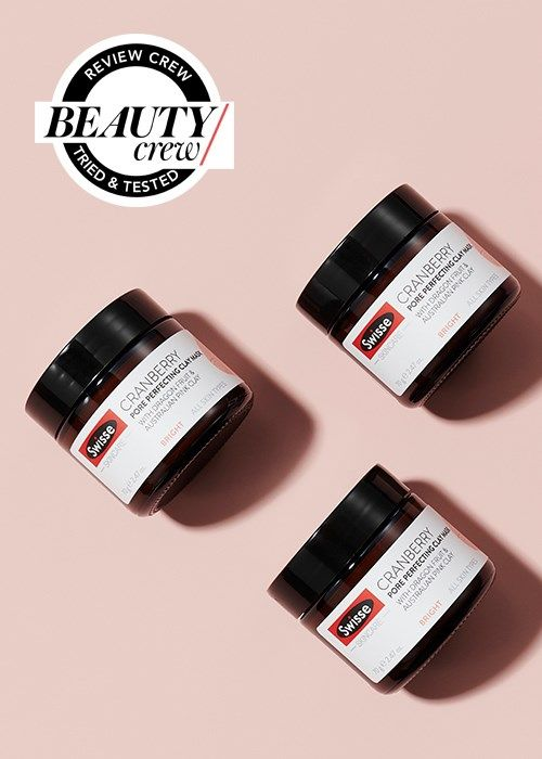 The natural clay mask that doesn't compromise on quality