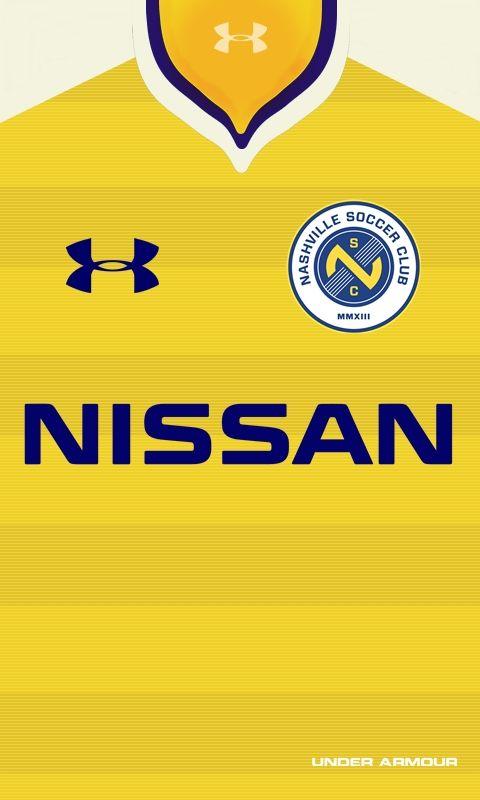 detailed look bda8d d4044 Nashville soccer kit jersey | Nashville SC | Nashville ...