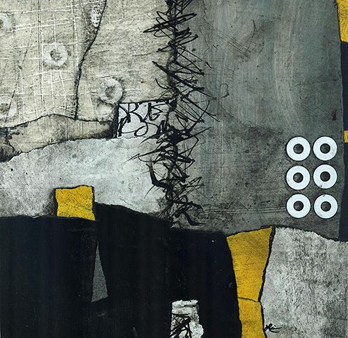 art journal - expression through abstraction — alfiusdebux:   Laura Lein-Svencner  [source]