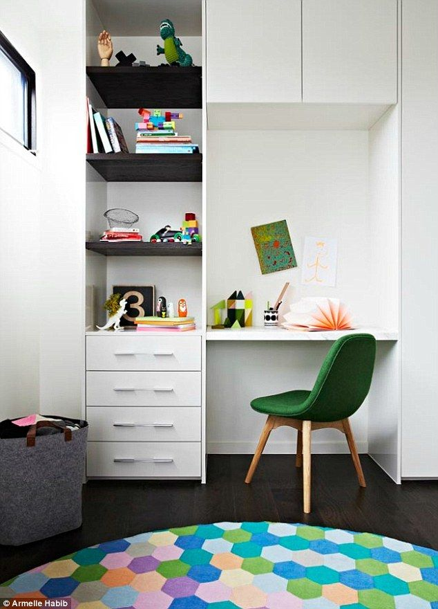 Ideas for kids room (With images) | Bedroom desk, Boys ...