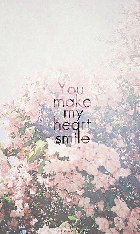 Imagine smile, love, and heart