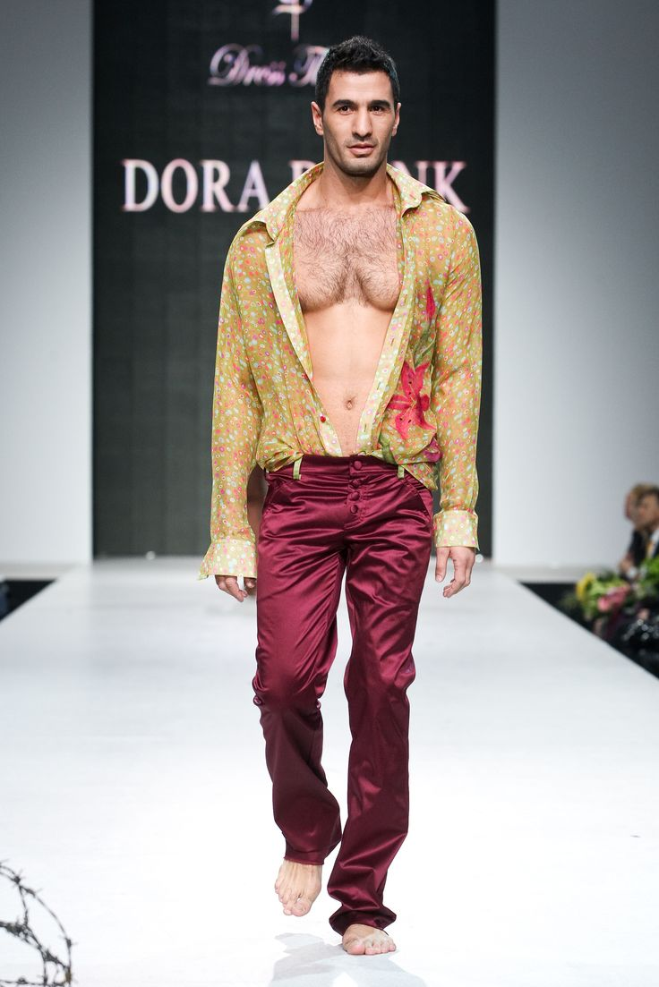 Oxumoro Collection by Dora Blank Couture. Мужская шифоновая рубашка.Men's chiffon shirt