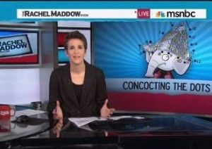 """MSNBC Rachel Maddow Tears Apart Benghazi Outrage In Epic Segment On GOP Conspiracy-Mongering...05/08/13. Maddow slammed House Republicans for trying to make this their latest conspiracy-driven witch hunt, claiming that """"this investigation is perhaps the most organized, concerted effort that House Republicans have made on anything in Congress since they took control of the House.""""  Her protective concern: Obama, certainly not for the 4 Americans murdered!"""