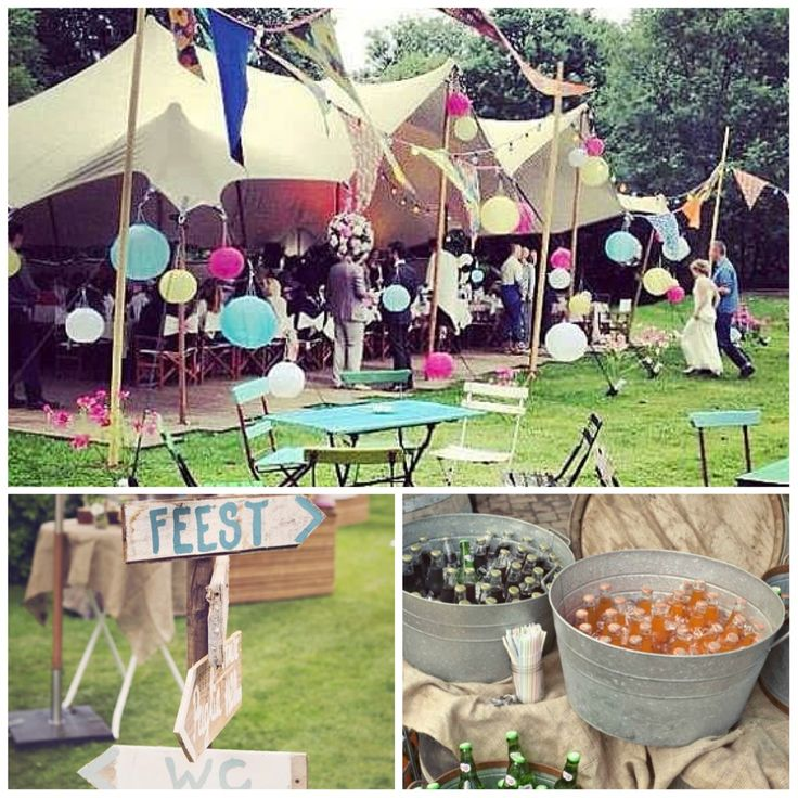 Festival, stretchtent, feest, party, wedding, huwelijk