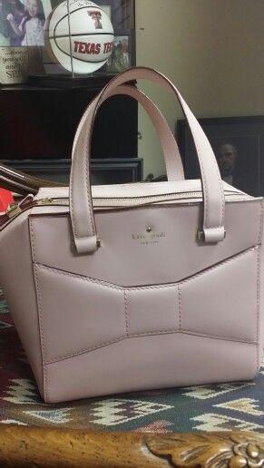 Kate Spade pink handbag I LOVE IT!! :)) ♡♡