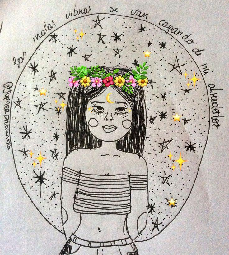 Ilustración Júpiter  Instagram: jupiter_drawing
