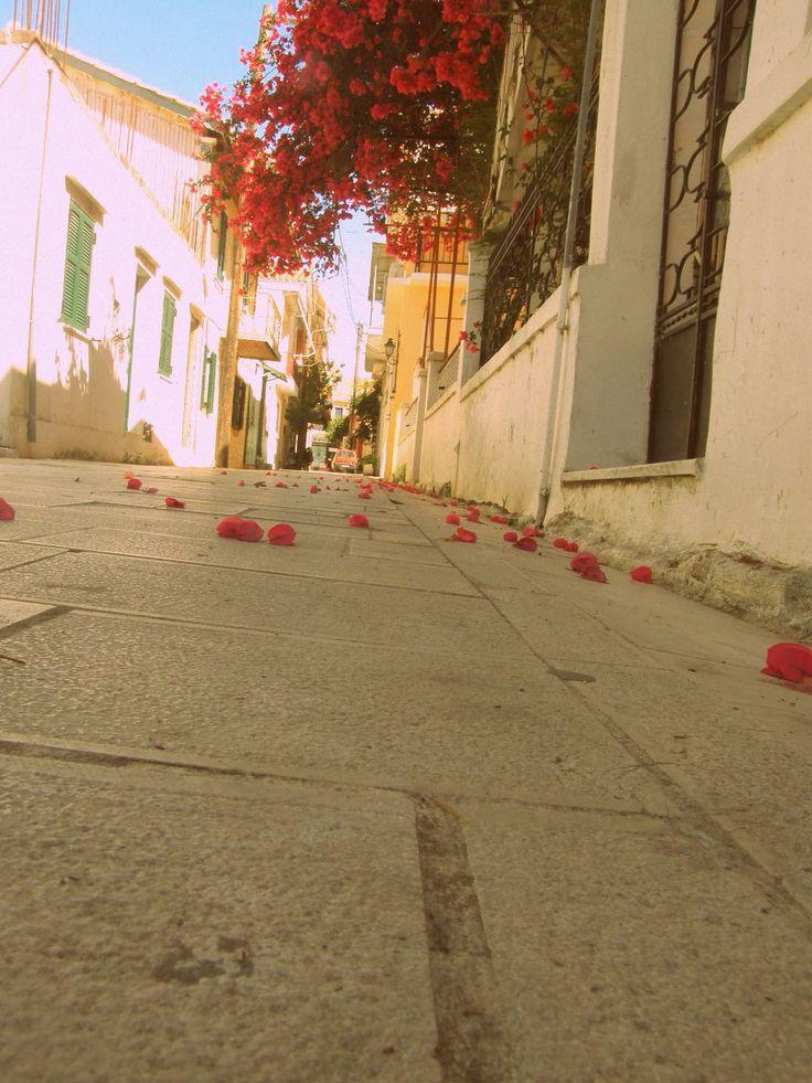 Lefkada street
