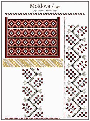 Semne Cusute: model de iie din MOLDOVA - Iasi