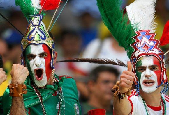 Mexico va a buscar la consolidacion en el mundial 2014 en el partido contra Brasil