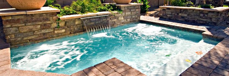 Best 25 Spool Pool Ideas On Pinterest Small Pool Design Small Inground Swimming Pools And