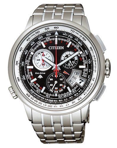 Citizen Herren-Armbanduhr Chronograph BY0011-50E