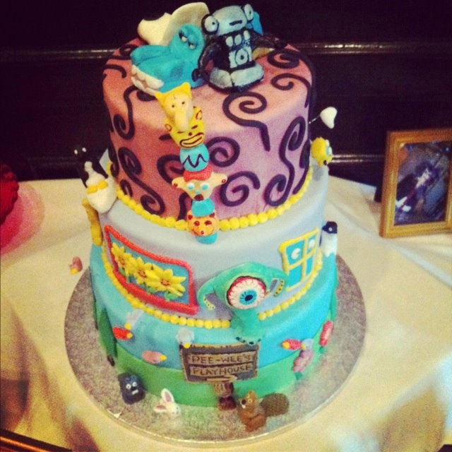 17 Best Images About A Party For Pee Wee On Pinterest