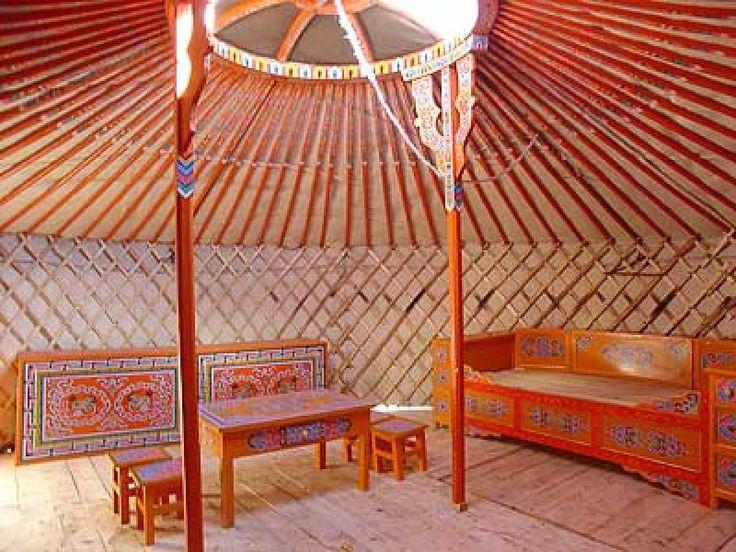 Original Mongolisch - Für Paare, Familien oder Gruppen - der perfekte Urlaub. Reservieren Sie online.