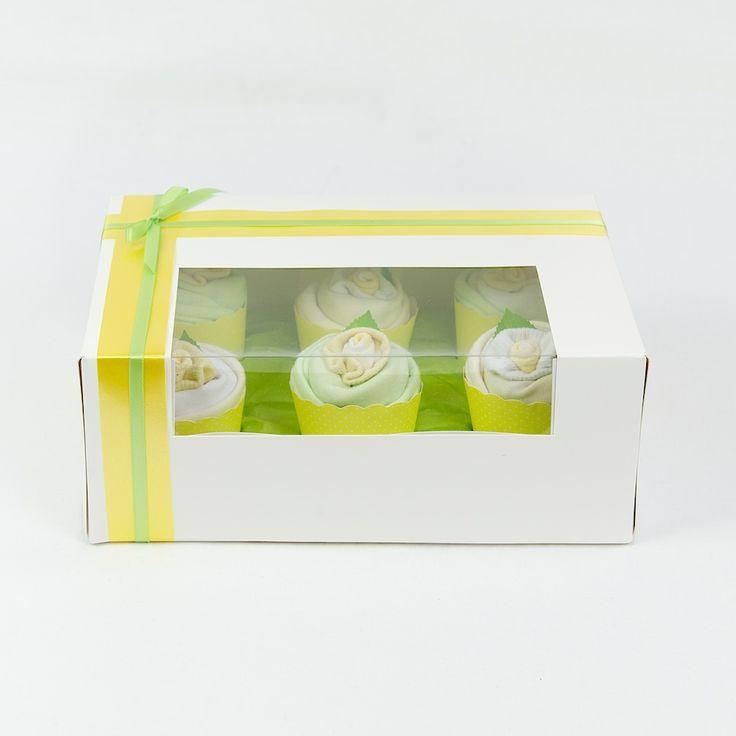 Lemon/Lime Baby Cupcakes!