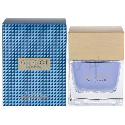 Gucci Pour Homme II., woda toaletowa dla mężczyzn 100 ml | iperfumy.pl