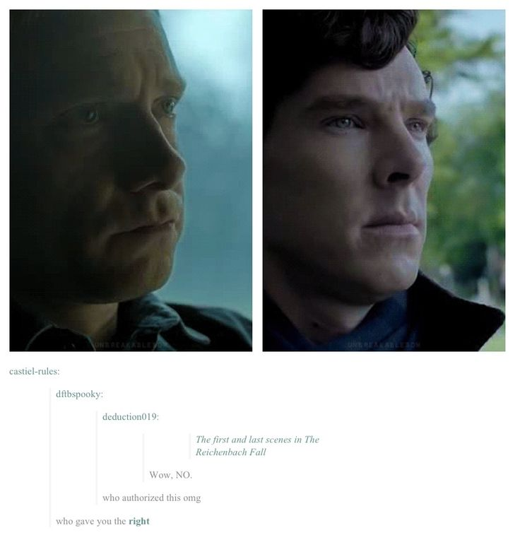 The first and last scenes in The Reichenbach Fall. Ouch. :/ #sherlock