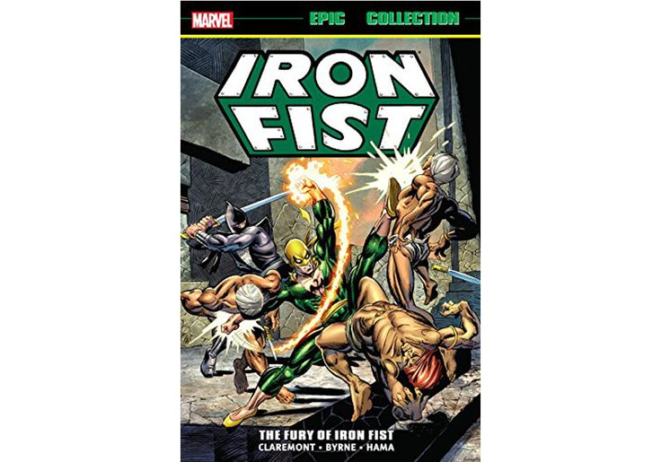 Iron Fist Merchandise To Help Channel Your Chi
