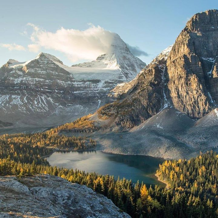 What a sight Mount Assiniboine British Columbia Canada | Jacob Moon Photography Say Yes To Adventure