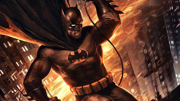 Batman: O Retorno do Cavaleiro das Trevas, Parte 2