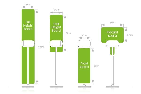 Branding Boards | Bouncepad Europe