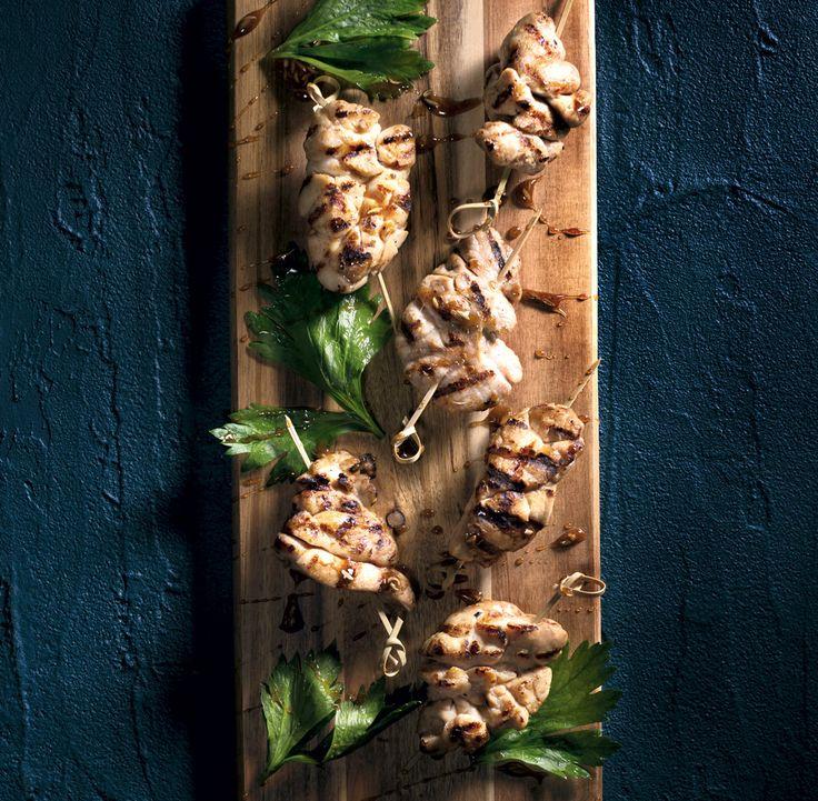 Essayez le ris de veau sous forme de brochettes. Cette recette à saveur du TEMPS DES FÊTES est tirée de l'émission BBQ NON-STOP AVEC HUGO GIRARD!