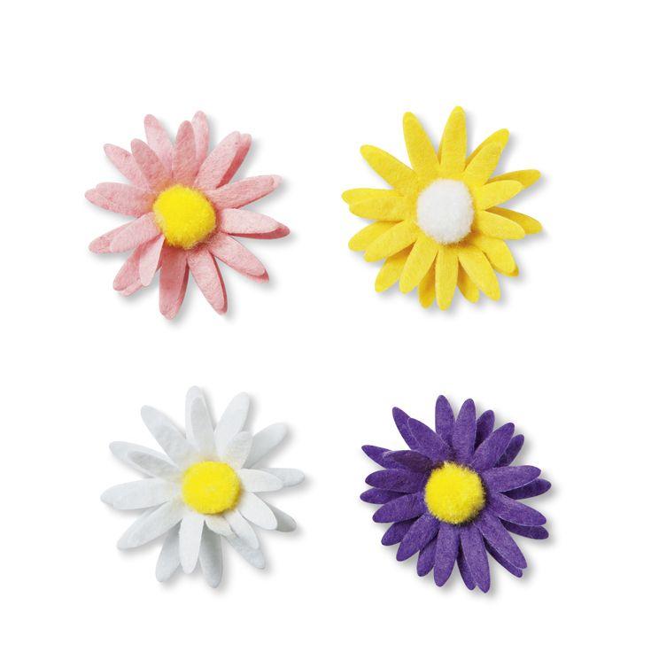 Κεραμικά λουλούδια-πόμολα!