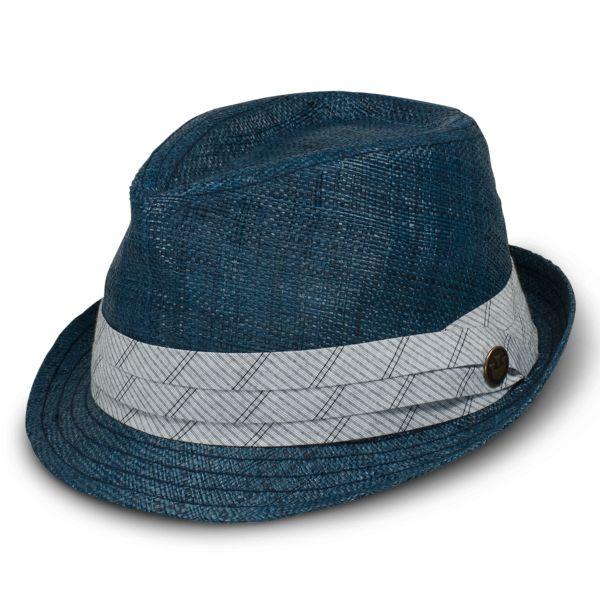 Coolridge Straw Fedora Hat | Goorin Bros. Hat Shop