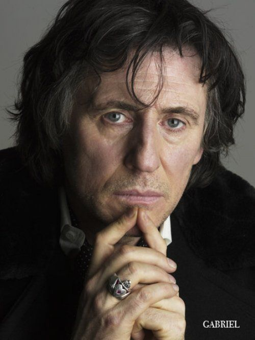GABRIEL BYRNE....one of the greatest actors of all time....love him
