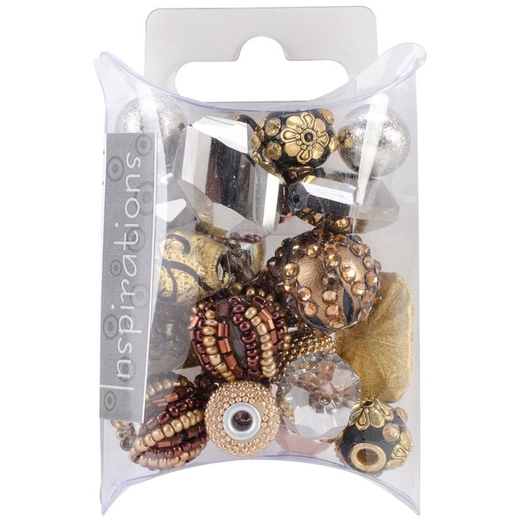 Jesse James Inspirations Beads 50g-Metallix - metallix