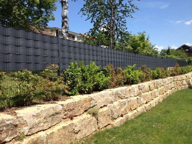 7 best Zäune images on Pinterest Decks, Fence ideas and Garden fencing - sichtschutzzaun aus kunststoff gute alternative holzzaun