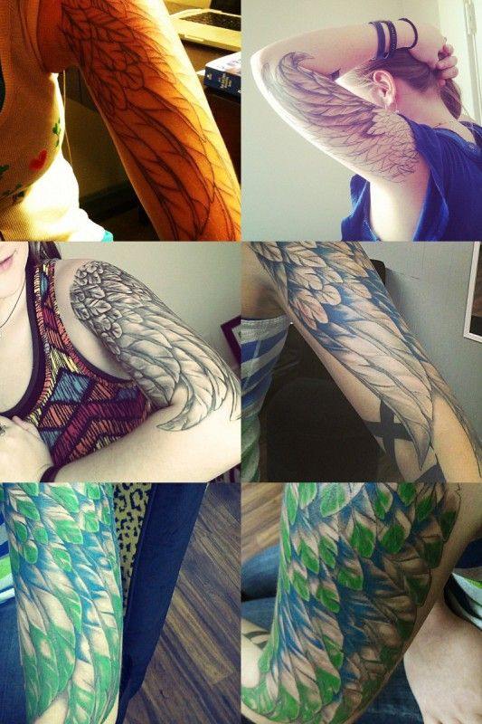 20 Best Tattoos of the Week – April 17th to April 22 th, 2013